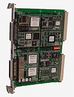Test and simulation board for the VME or VXI systems