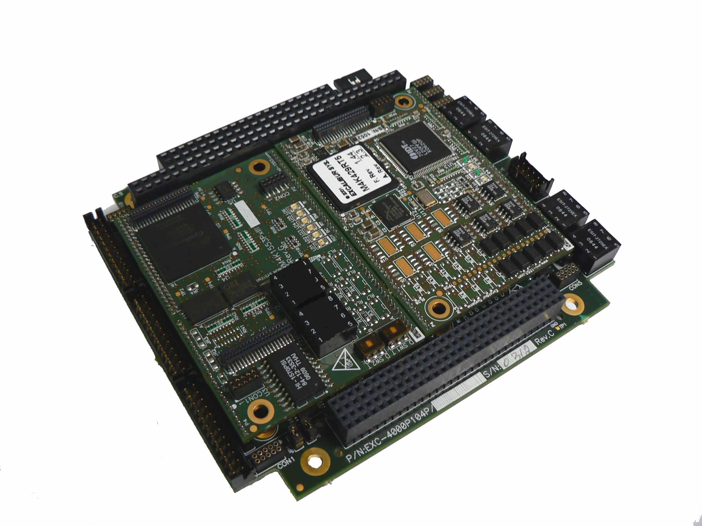 can bus wiring arinc 825 exc 4000p104plus xx card   m4k825can module pc 104 plus can  exc 4000p104plus xx card   m4k825can