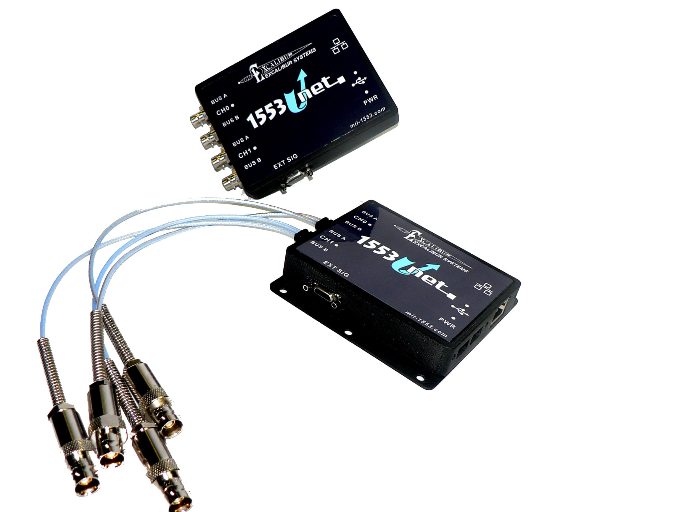 mil-std-1553 usb/ethernet